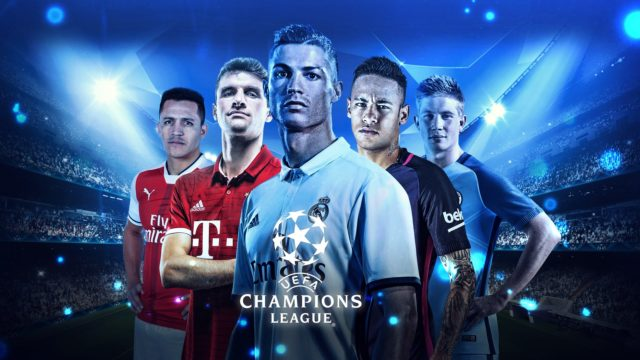 Champions League Winners best odds