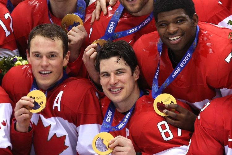 Olympic Hockey Winners