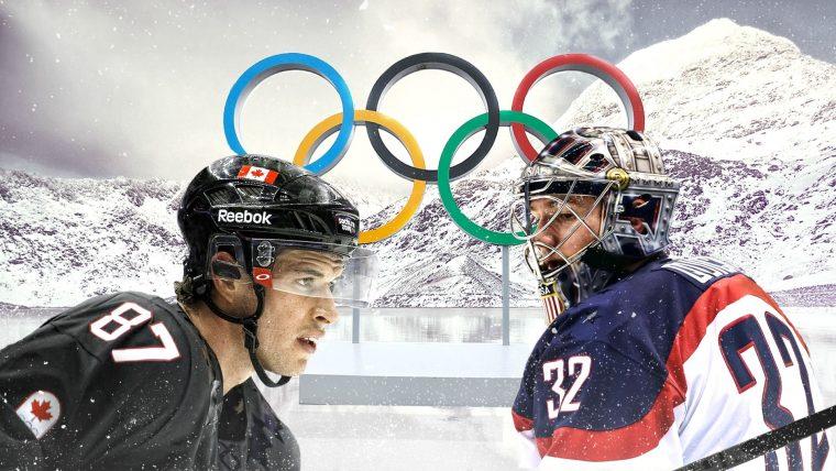 Olympic Hockey Schedule 2018