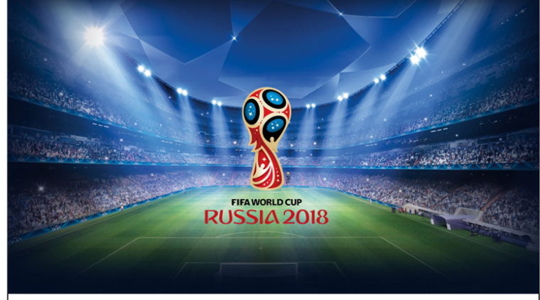 Bet on World Cup Russia