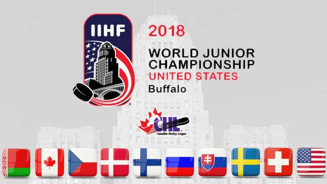 Best Odds Junior World Championships Hockey