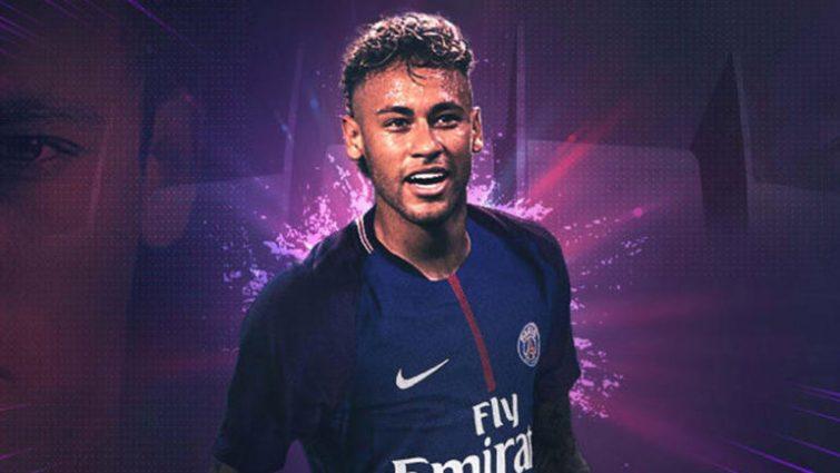 Bet on Neymar