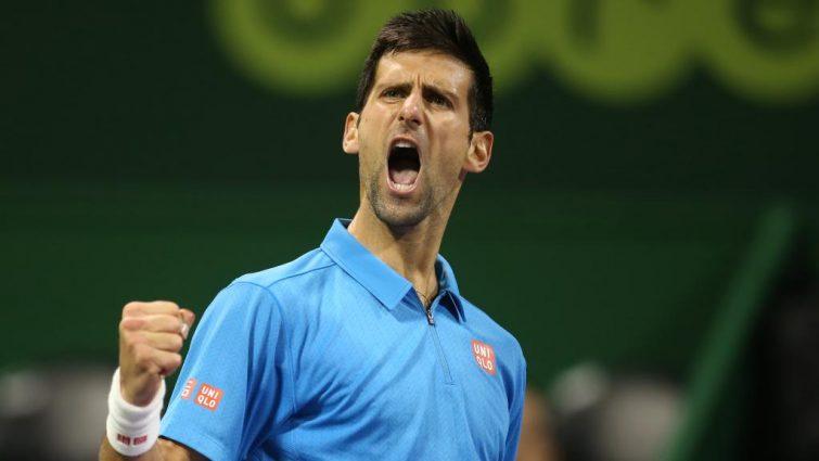Bet on Novak Djokovic