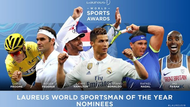 Laureus World Sportsman Of The Year