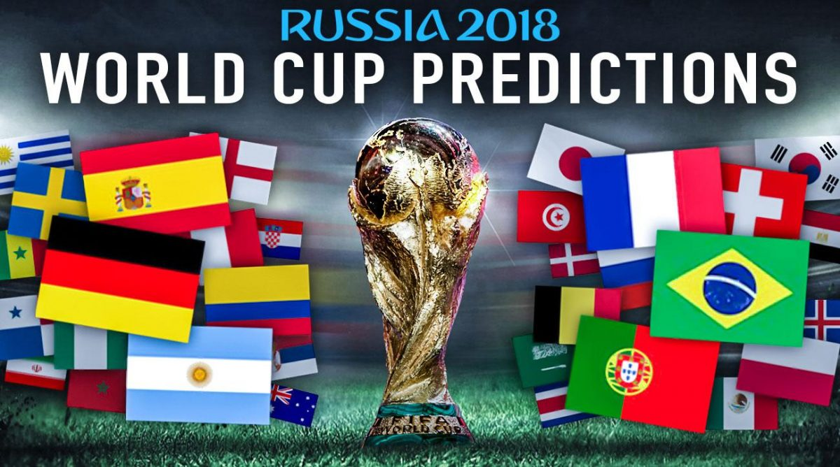 World Cup 2018 Bet Odds