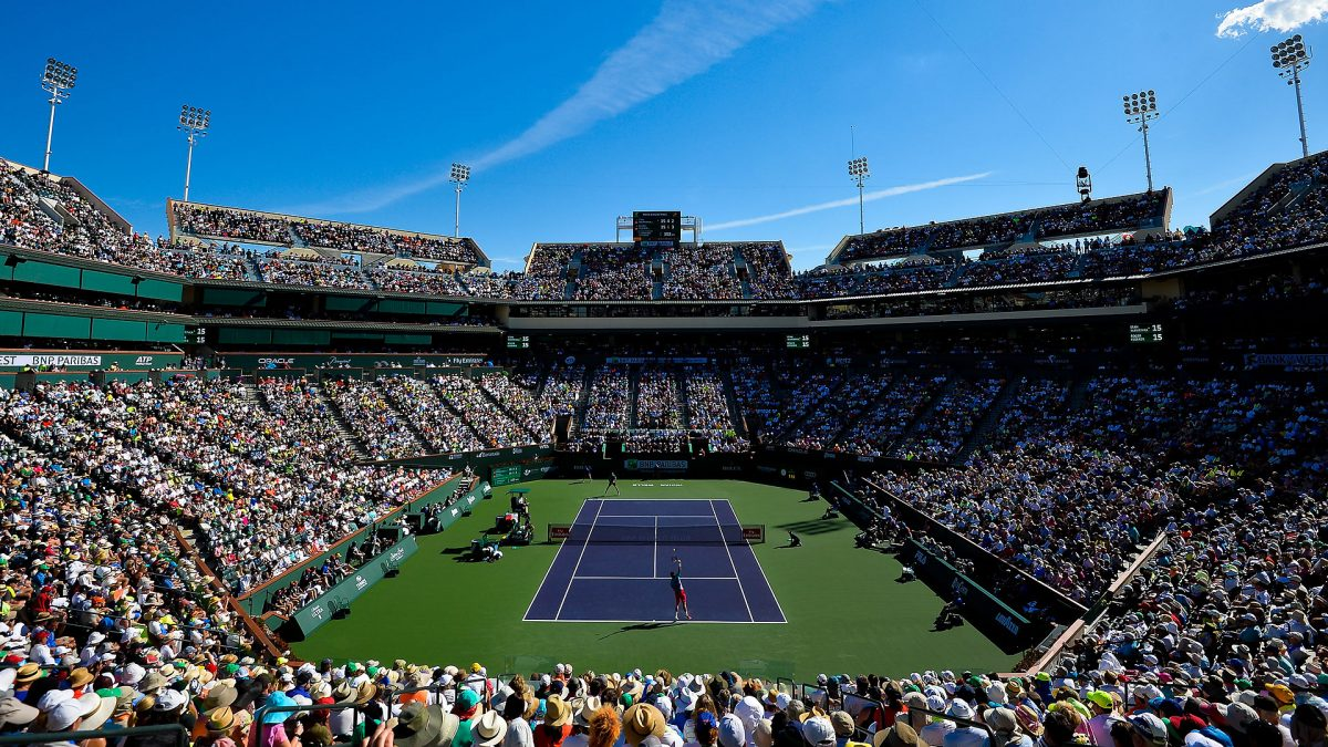 Bet on Indian Wells ATP Tennis