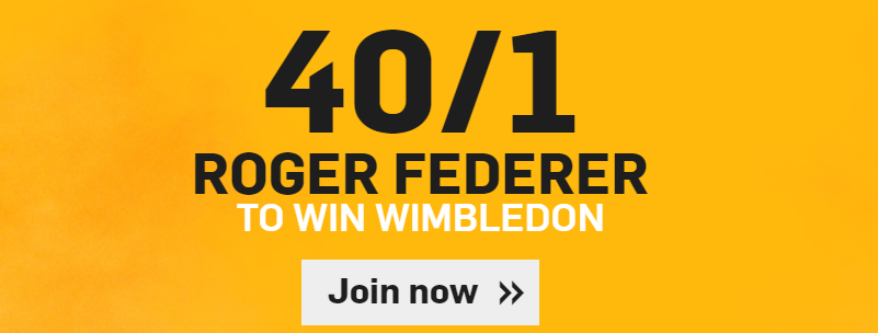 Enhanced Odds Tennis - get the best betting odds on tennis here