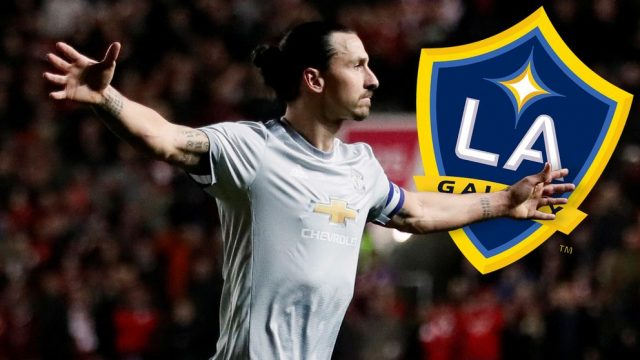 Zlatan Ibrahimovic moves to LA Galaxy