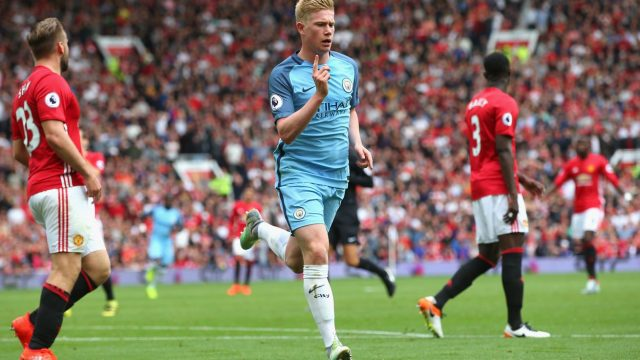 Man City vs Man United - 7/4/18 - preview, betting tips and odds