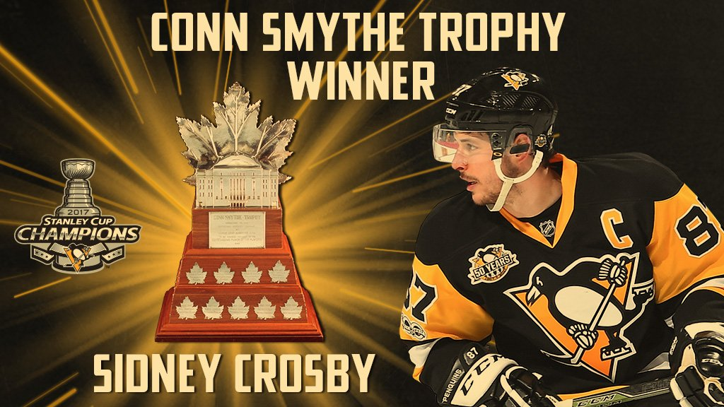 Conn Smythe Trophy Winners