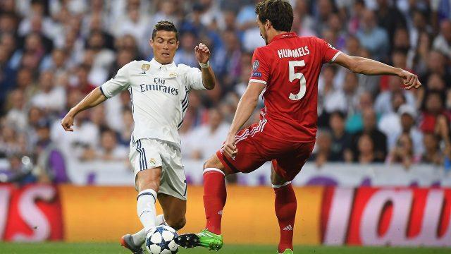 Betting tips: Real Madrid vs Bayern Munich - Best odds - 1/5 - 18
