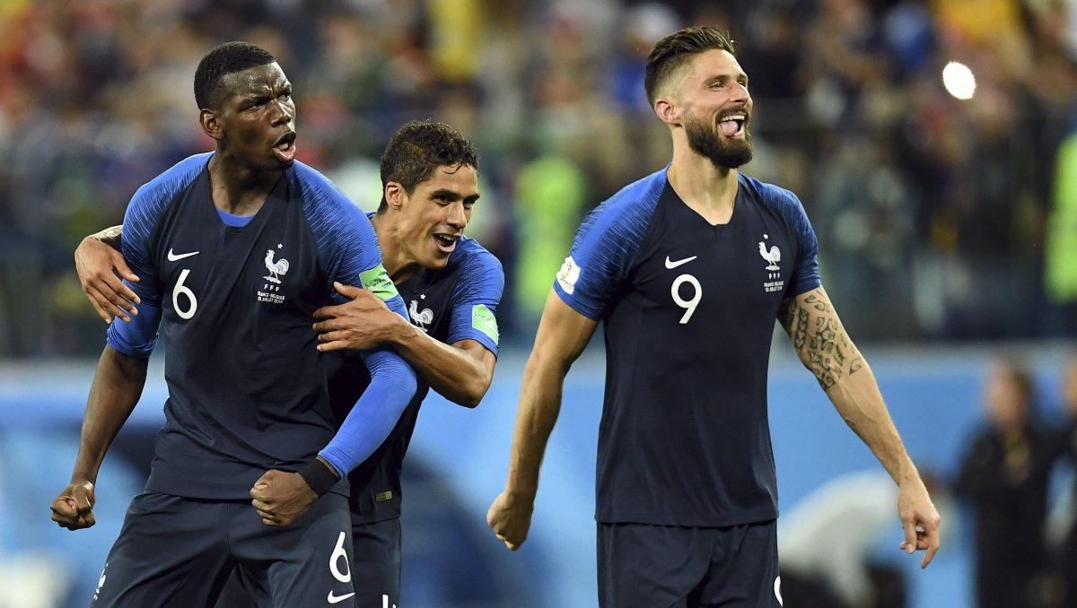 World Cup Russia - France vs Croatia - Best odds & predictions - 15/07/18