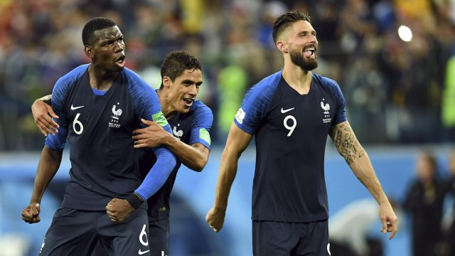 World Cup Russia - France vs Croatia - Best odds & predictions - 15/07/18