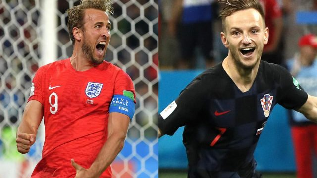 Best ODDS England - Croatia