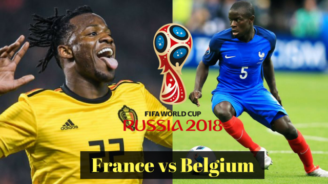 Special Odds France Belgium World Cup Semi final