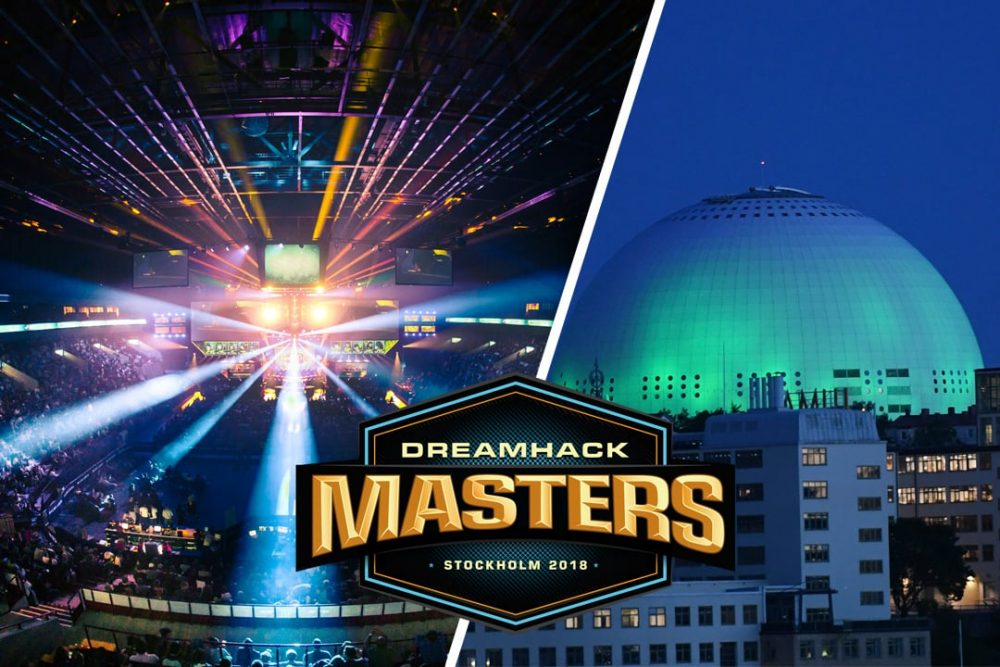 DREAMHACK MASTERS STOCKHOLM - BEST BETTING ODDS