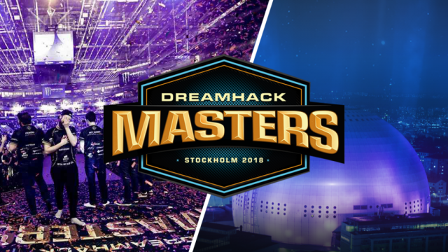 DreamHack Masters Stockholm 2018 - Bets and odds for winner