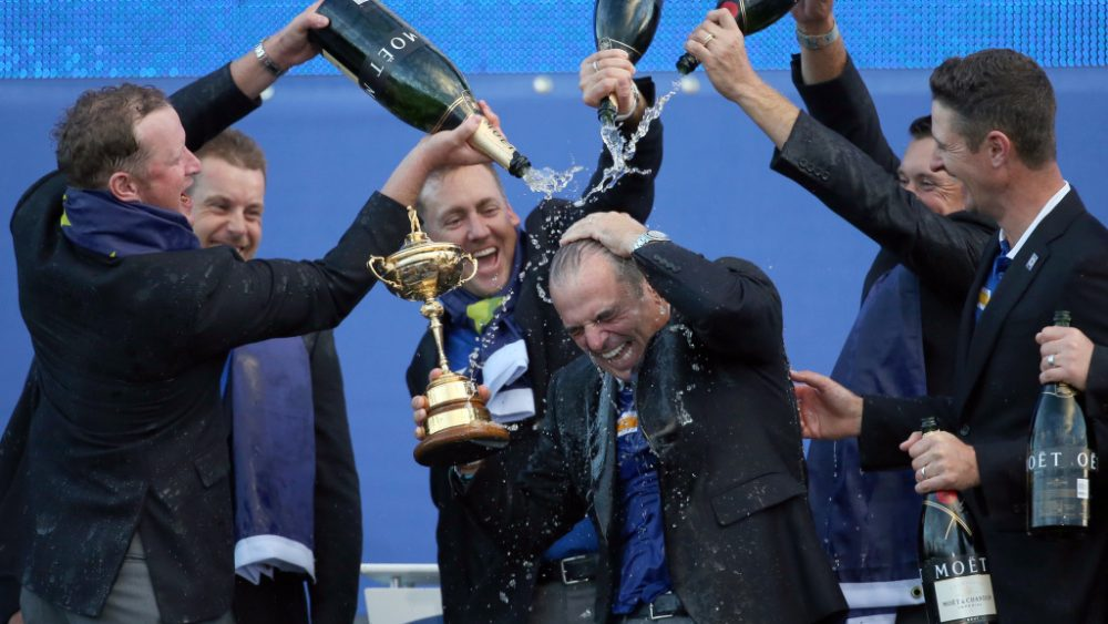 List Of Ryder Cup Winners