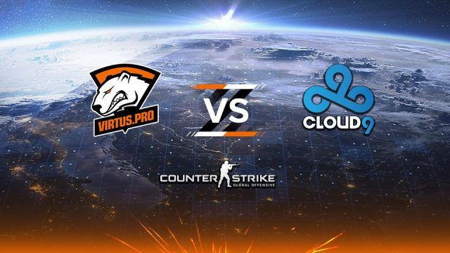 BLAST Pro Series Istanbul 2018 - Cloud9 vs Virtus.pro - Best bets and odds