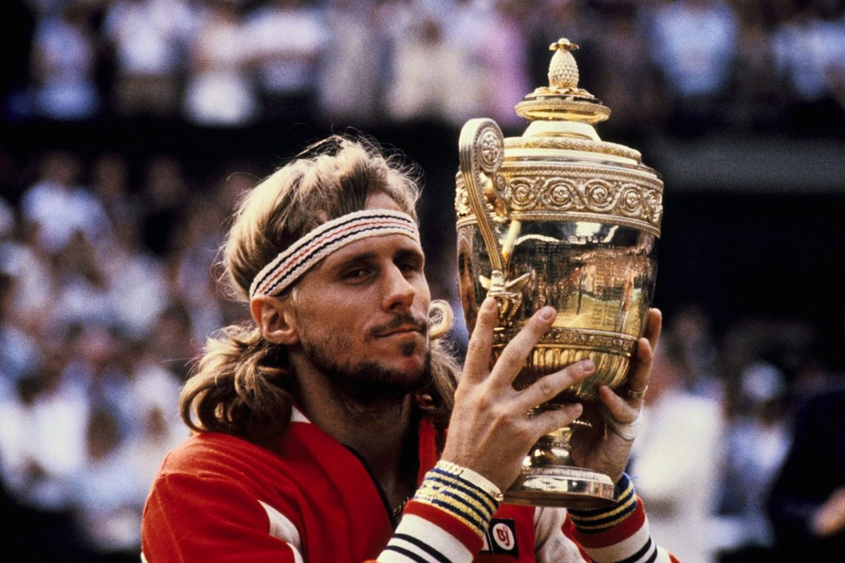 Bjorn Borg - the career stats, facts and records of Bjorn Borg