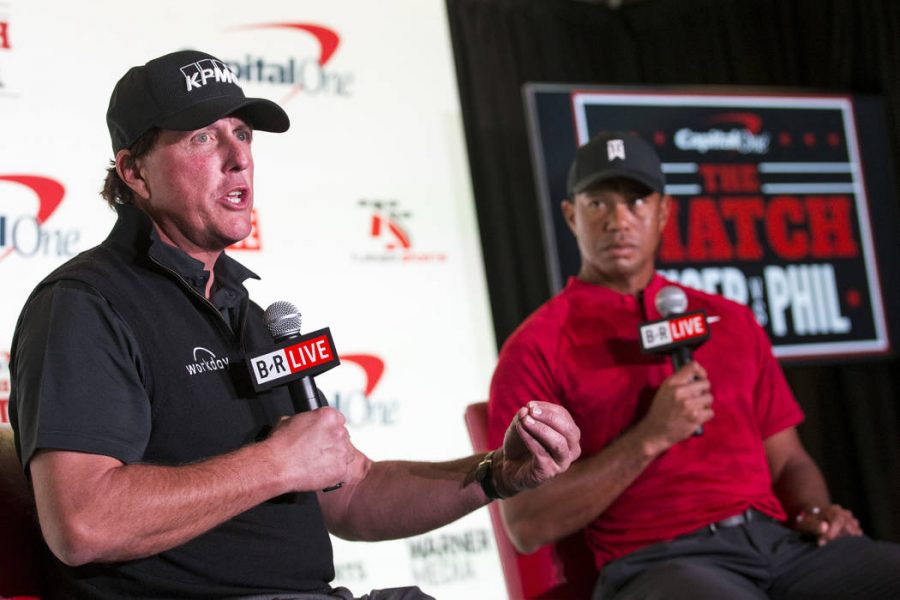 How to bet on tiger v phil jebetting poker face