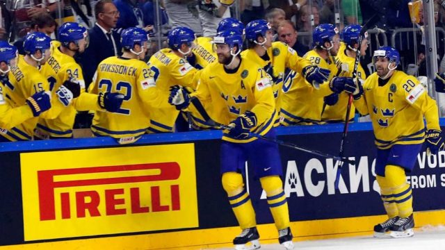IIHF WORLD CHAMPIONSHIP WINNER ODDS
