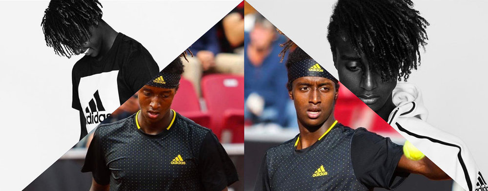Mikael Ymer number one at the Race to Milan