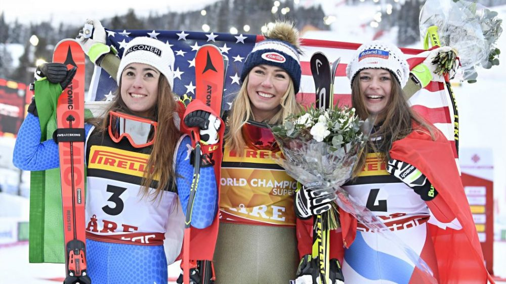 Results World Championships 2019 Super G