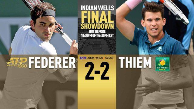 Best Bets Indian Wells Final 2019