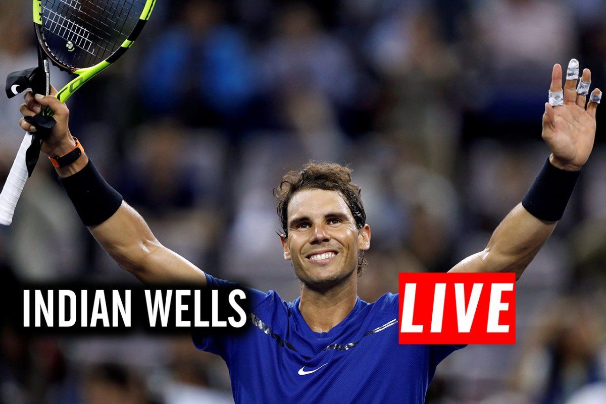 Free Live Stream Indian Wells