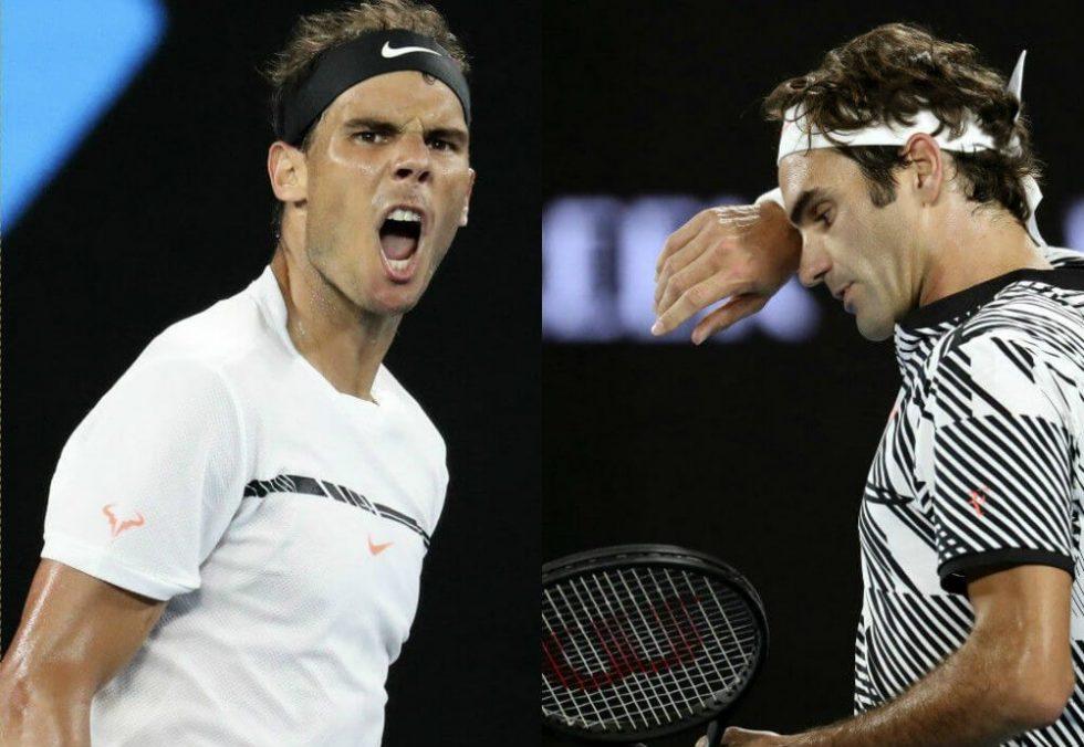 Federer vs Nadal in Indian Wells