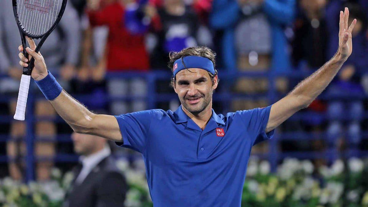 Roger Federer's 100 ATP Titles