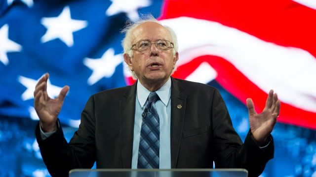Betting Odds Bernie Sanders US Presidential Election 2020
