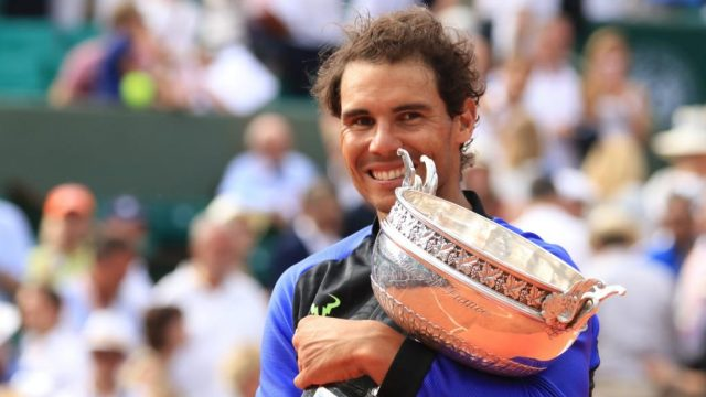 Betting Odds French Open 2019