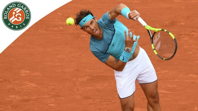 French Open Live Score
