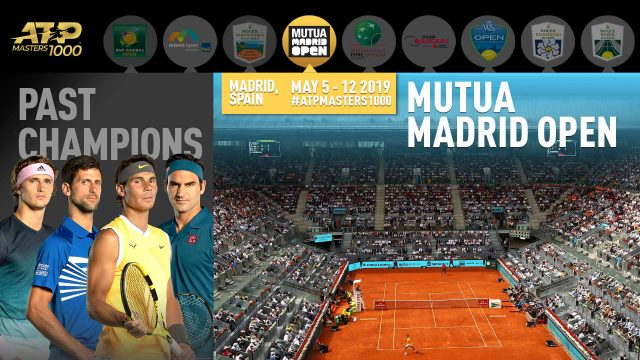 Best Bets Madrid Open Winner 2019