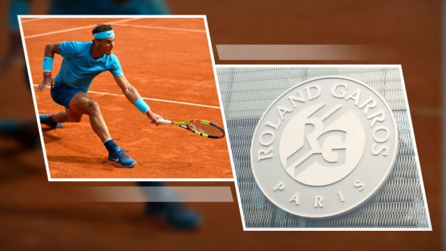 Live Score French Open 2019