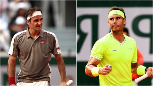 Best Bets Nadal vs Federer
