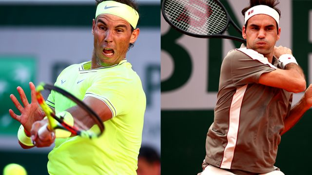 Best Betting Odds Federer vs Nadal