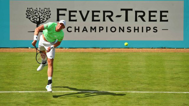 Live Score and Results Queens Club