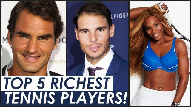 The Richest Tennis Players in the World