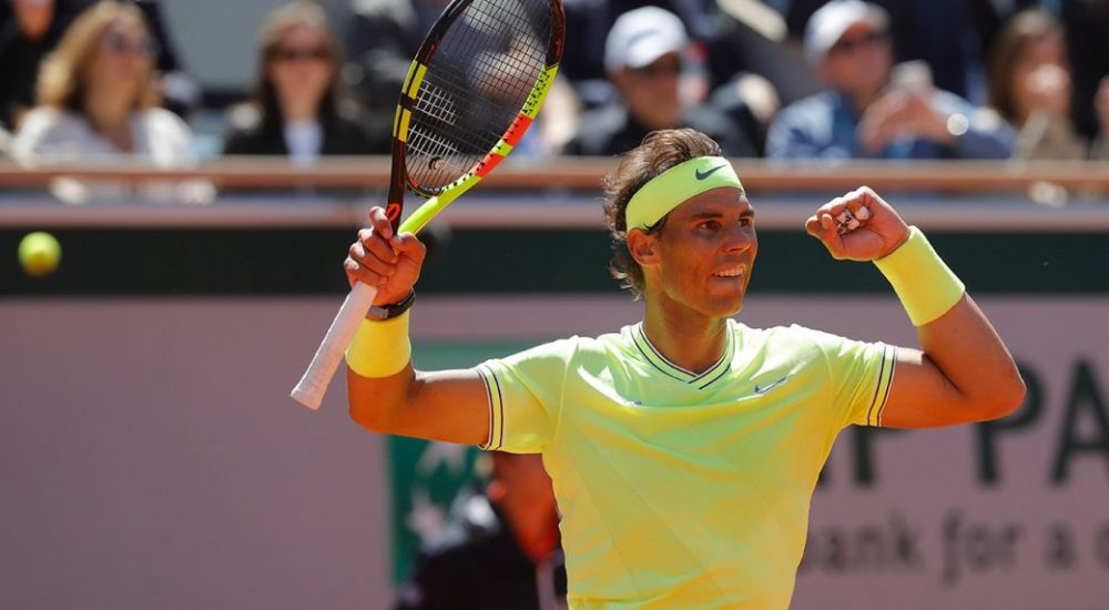 Rafael Nadal's 12th French Open title