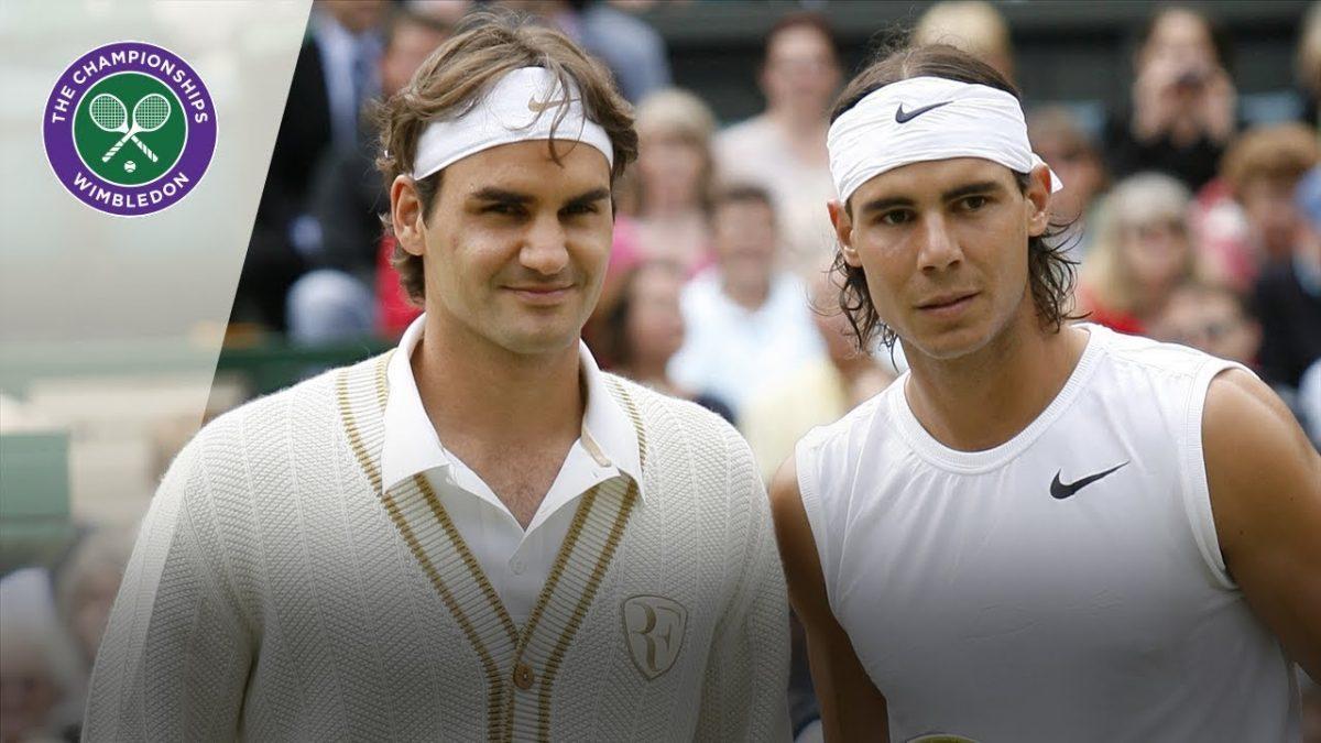 FEDAL Semi-final Wimbledon 2019