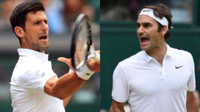 Federer - Djokovic Head 2 Head
