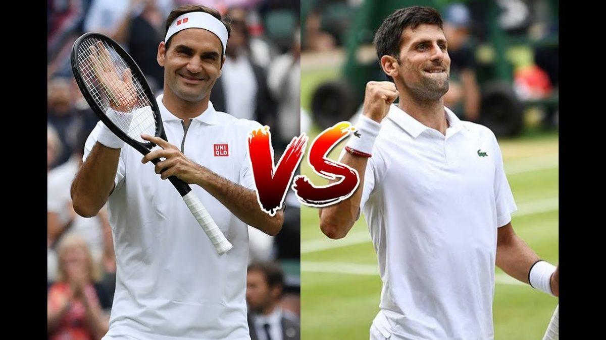 Federer vs Djokovic Betting Odds