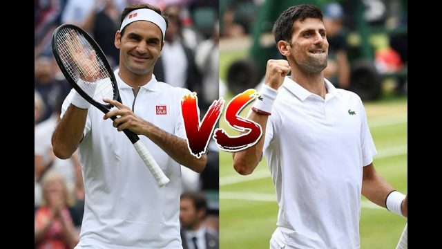 Federer vs Djokovic Betting Odds