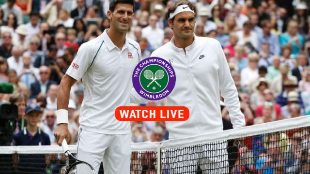 The Wimbledon Final on TV - from US to EU, Asia, Africa, Australia
