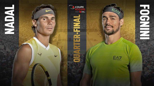 Best Odds & Predictions Nadal vs Fognini