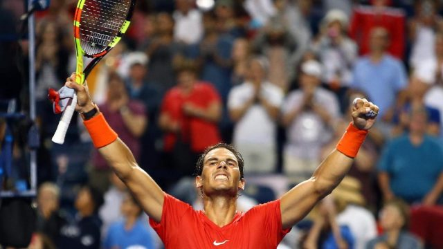 Live Score Rogers Cup 2019