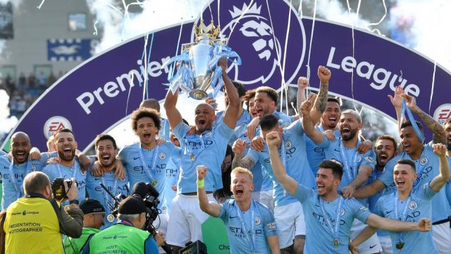 Premier League 2019/2020 Predictions: Title Race
